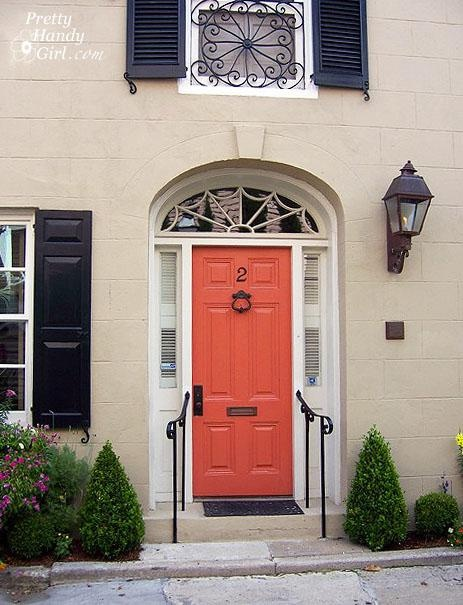 Choosing a Color for your Front Door part one: Bold Hues — ColorMoxie NW