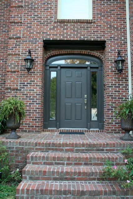 doors- charcoal