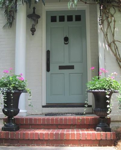 Yellow Notice On Front Door: ColorMoxie NW