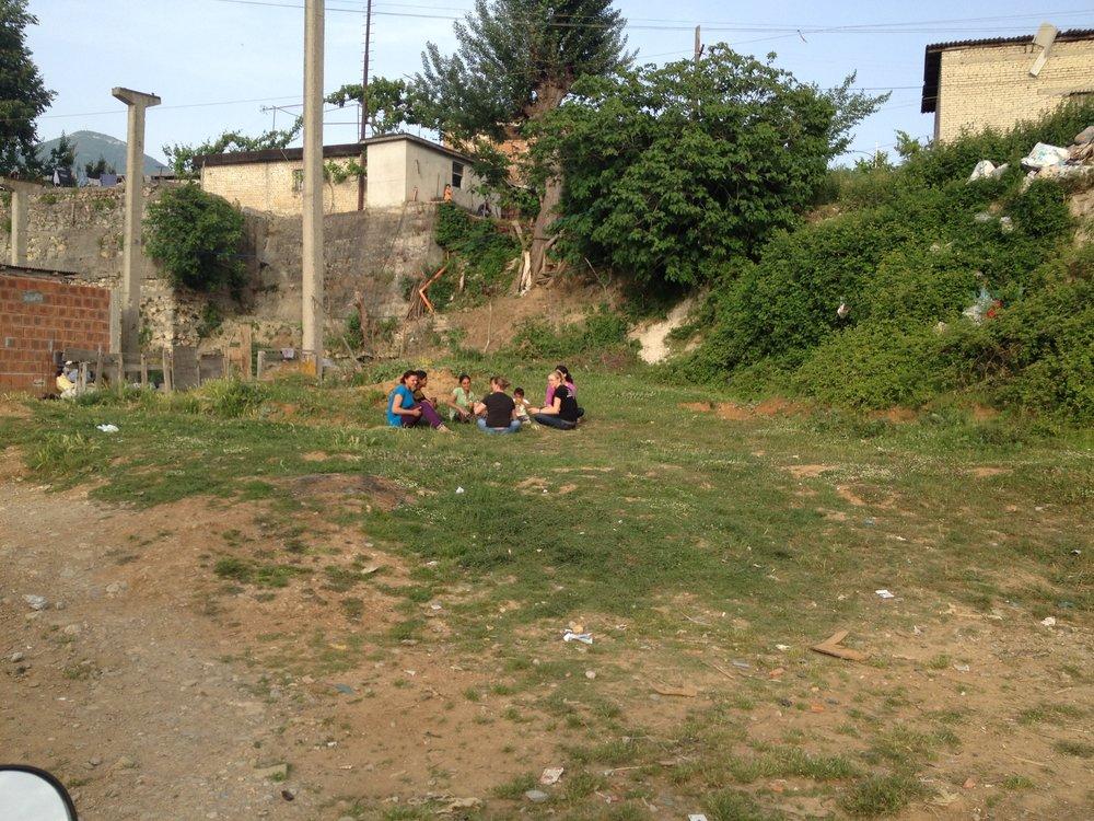 Roma Women's Study