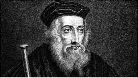 Jan Hus  c. 1372 - July, 6, 1415