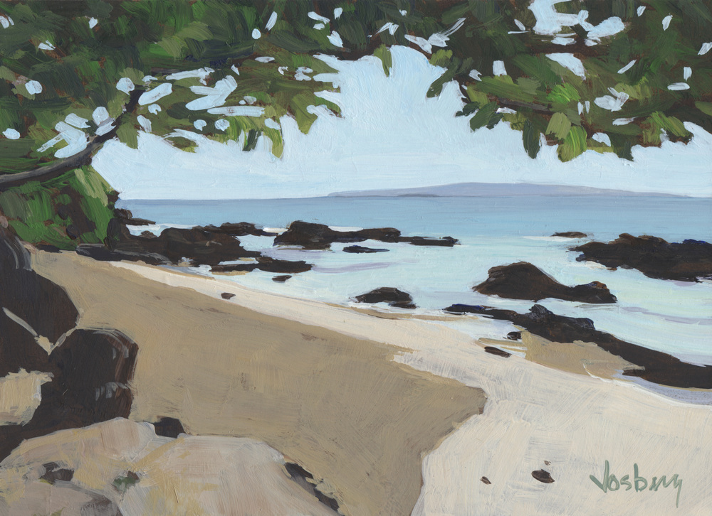 Secret Cove. Maui