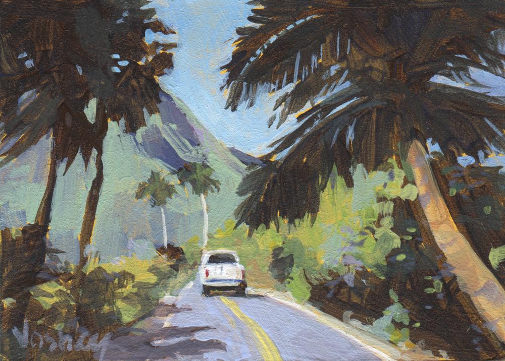 Road to Hanalei, Kauai