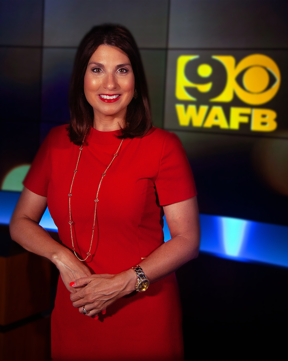 Cheryl Mercedes  Anchor WAFB