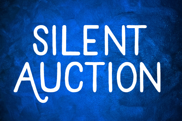 Bid on our silent auction all night long! From Blue Dog prints signed by Drew Brees to art, wine and more…