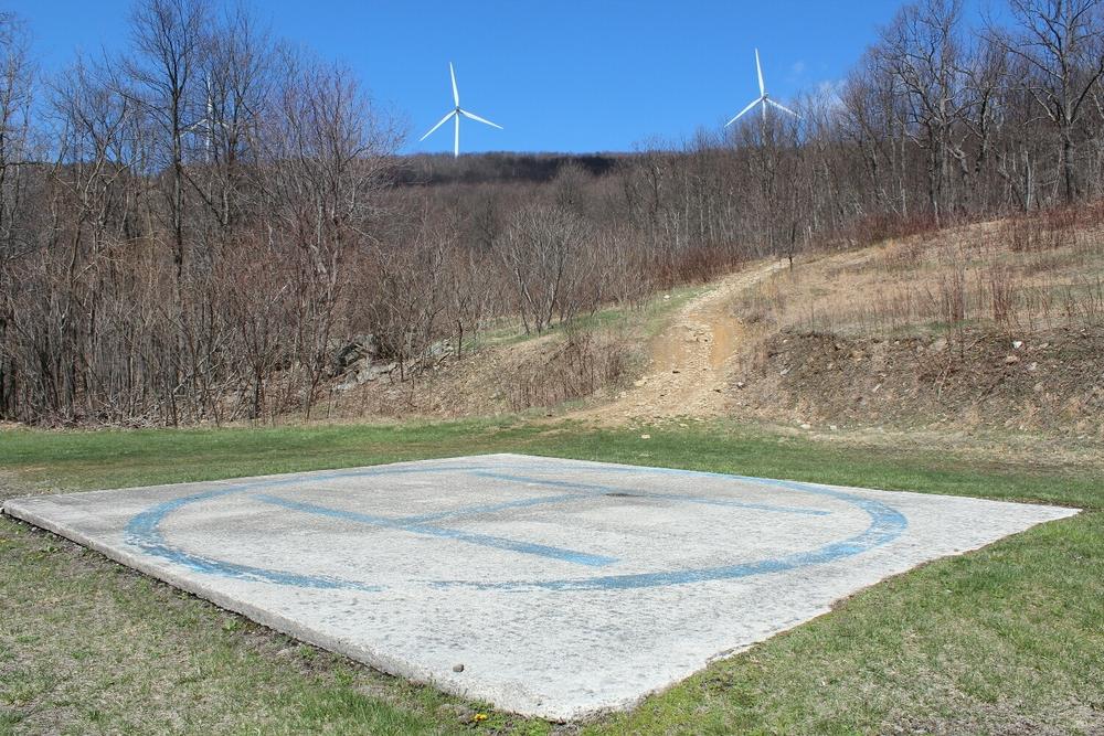 Savage Mountain Wind Farm