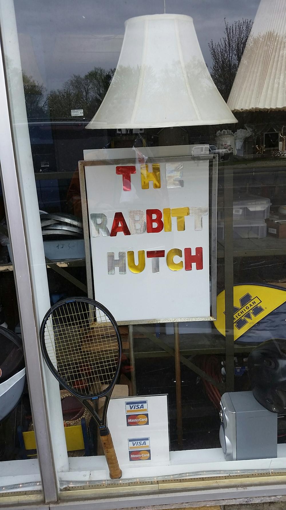 The Rabbitt Hutch