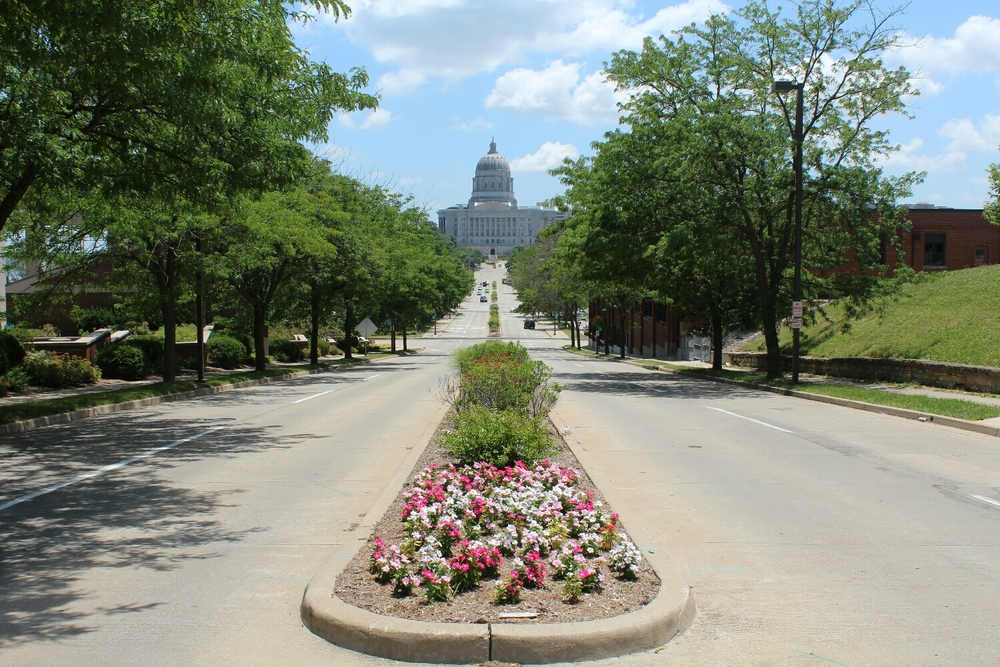 State Capitol of Missouri