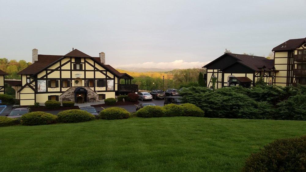 Potomac View from Bavarian Inn, Shepherdstown, WV