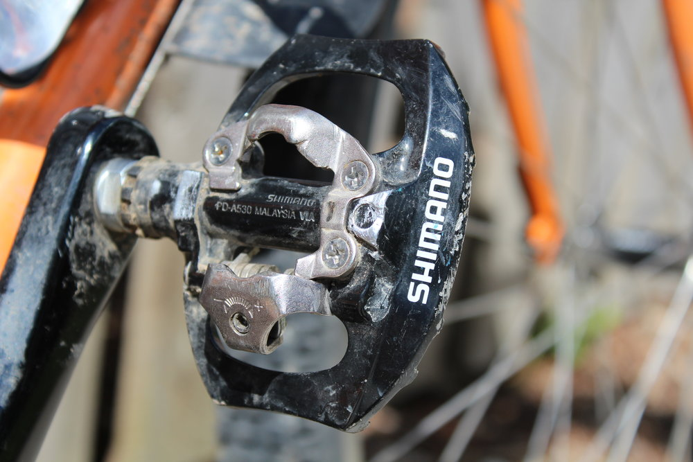 Shimano SPD Pedals Review