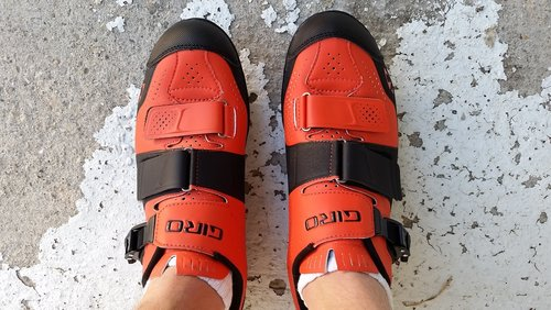 Giro Terraduro Bikepacking Shoes Review