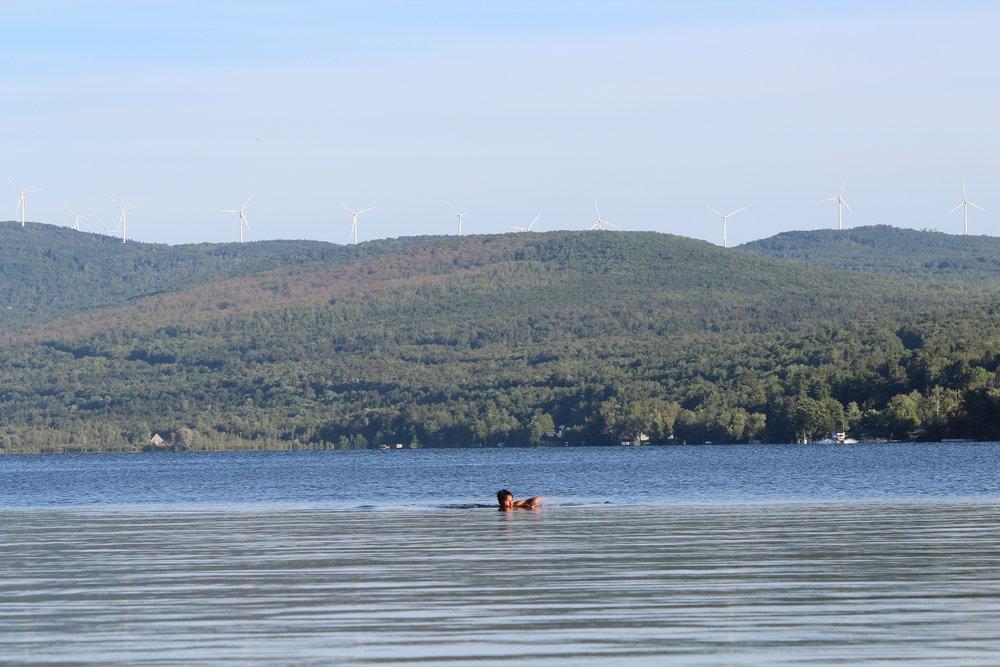 Crystal Lake Vermont