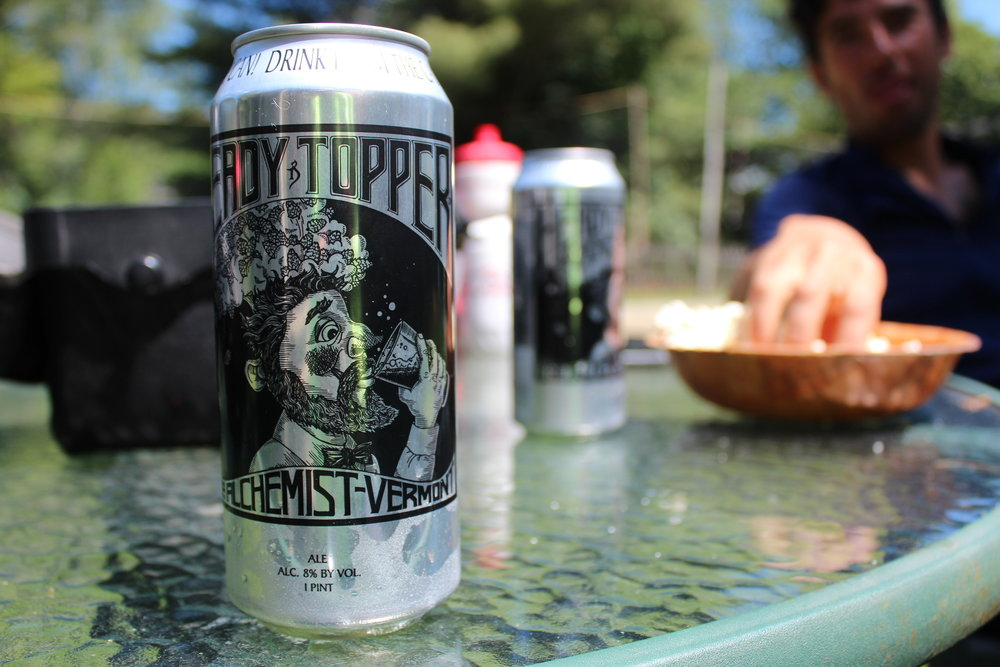 Heady Topper beers