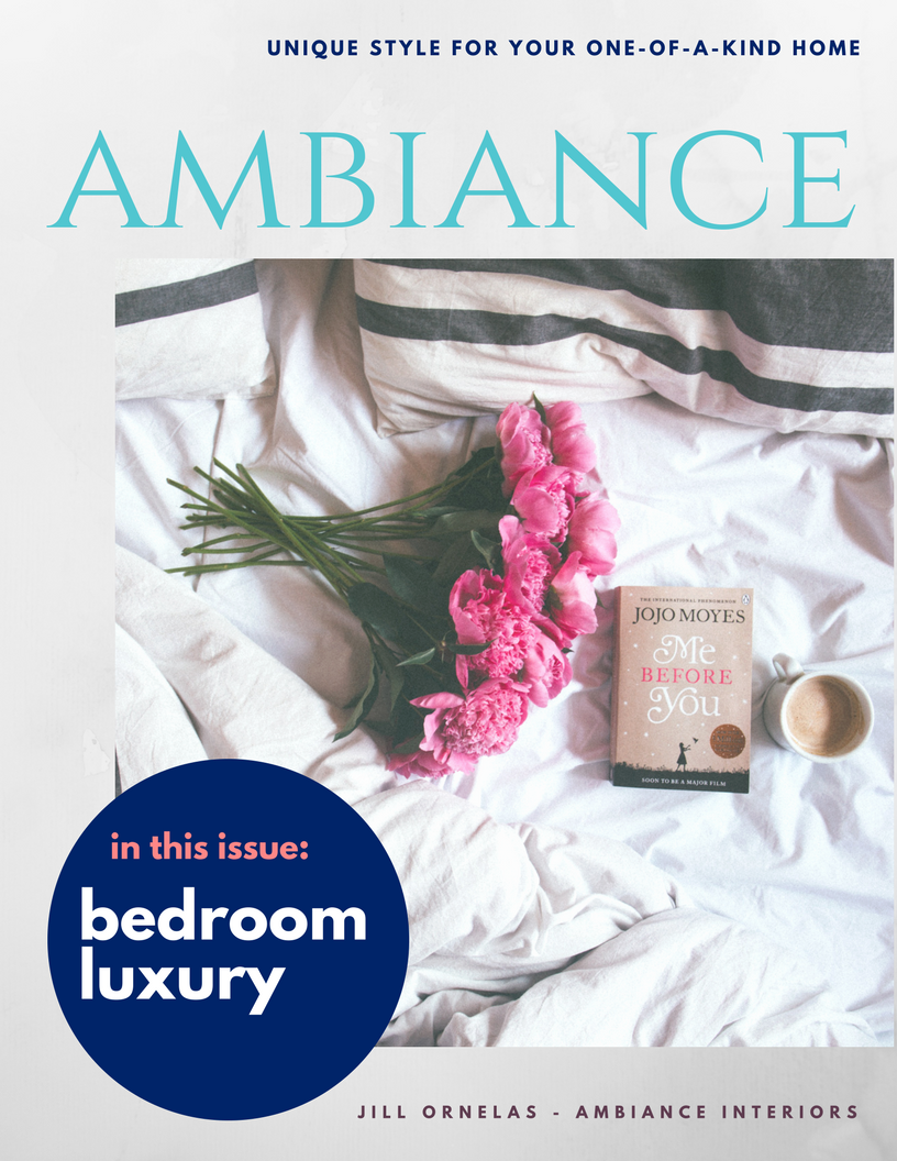 You can have a designer bedroom. - Click the magazine cover and your designer room guide will begin to download immediately.Enjoy!