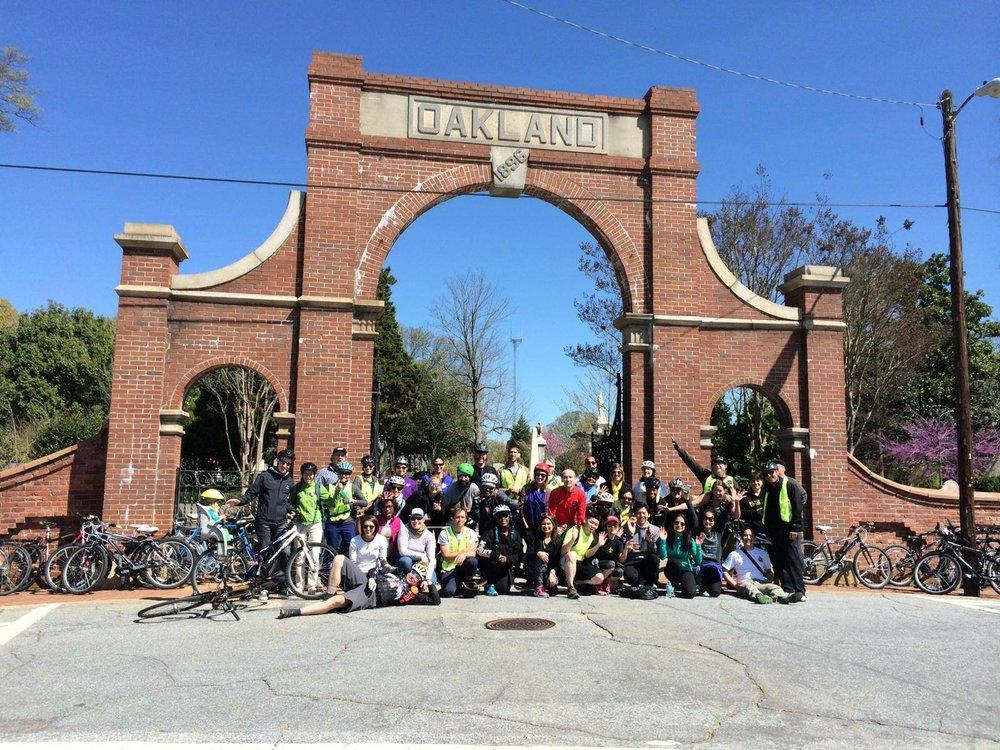 Bike Tour: Civil Bikes