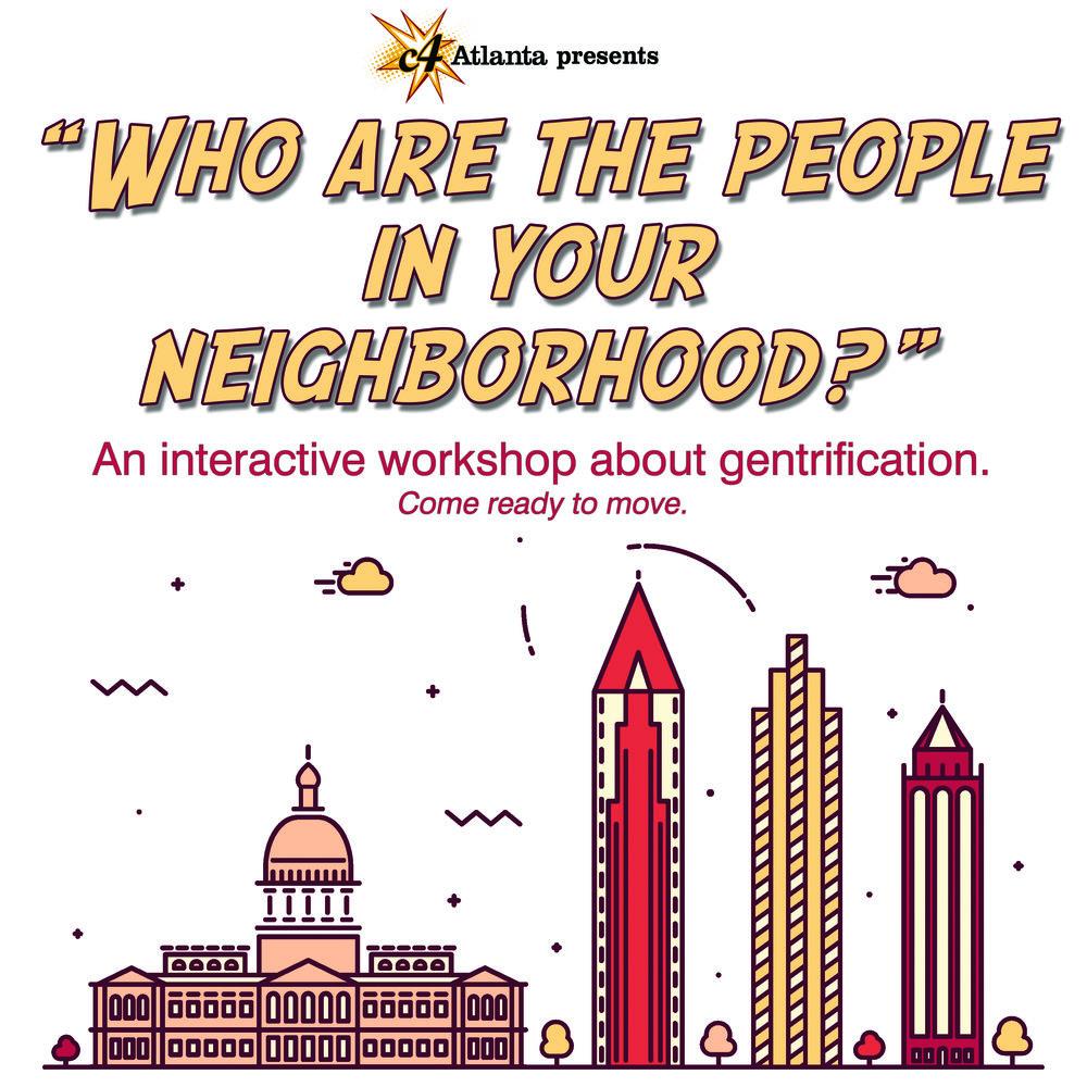 C4 Workshop: Won't You be my Neighbor?