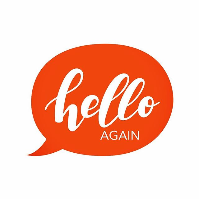 Sorry we've been away, but we're 👀 forward to the new year! #staytuned ... • #happywednesday #newyear #newlook #hello #graphicdesign #graphicdesigner #print #logo #web #design #designing #designlife #magazine #homeandgolf #advertising #ads