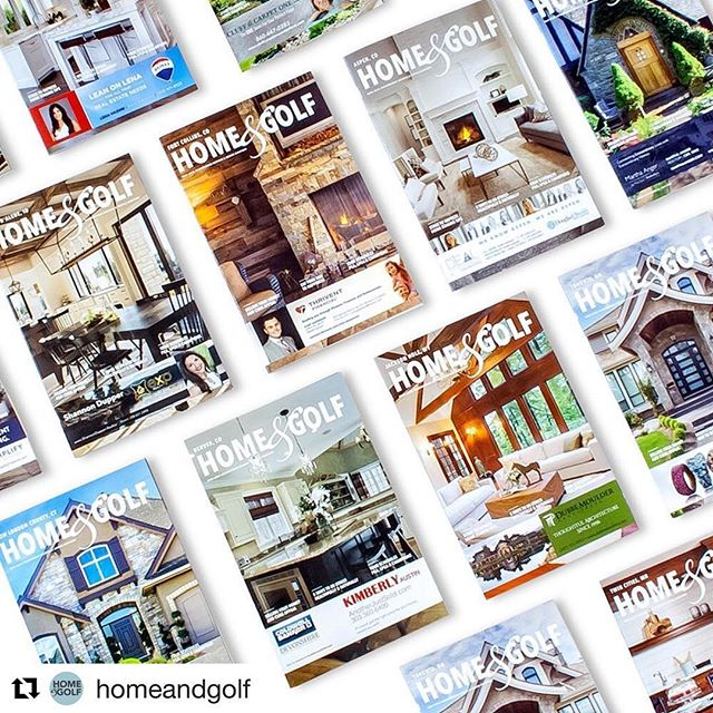 #Repost @homeandgolf with @get_repost ・・・ 🏡 ⛳️ • #print #lifestyle #luxury #magazine #homeandgolf #covers #graphicdesign #design #layout #e3create #homeandgolf