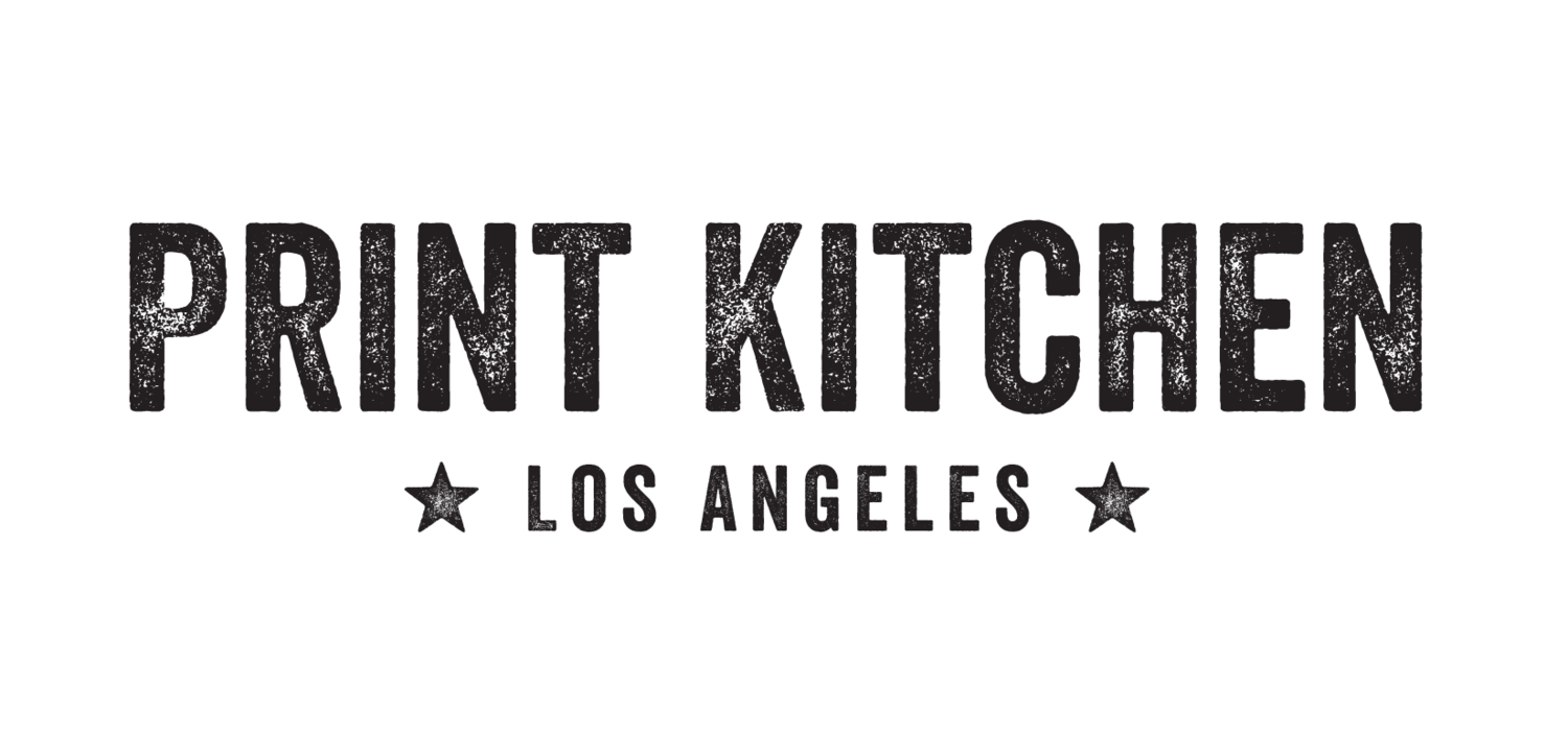 Print Kitchen LA
