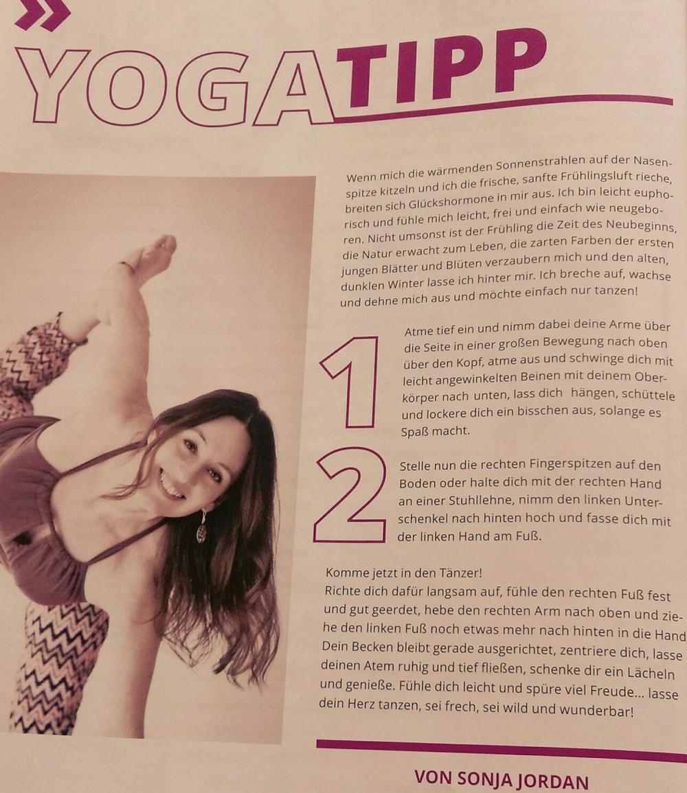 Yogatipps