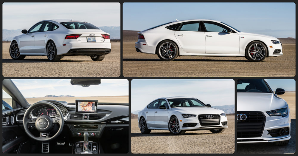 Audi A7 Premium Plus  $3,000 Total Drive Off / $780 Total Monthly (taxes & fees included   36 month lease)