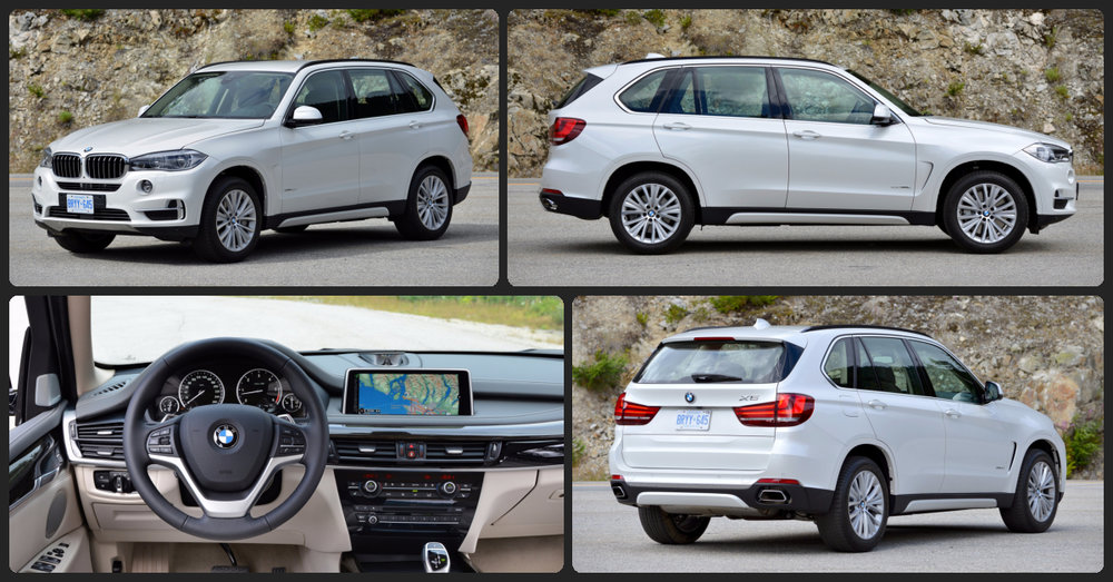 BMW X5 xDrive35i  $3,000 Total Drive Off / $690 Total Monthly (taxes & fees included | 36 month lease)