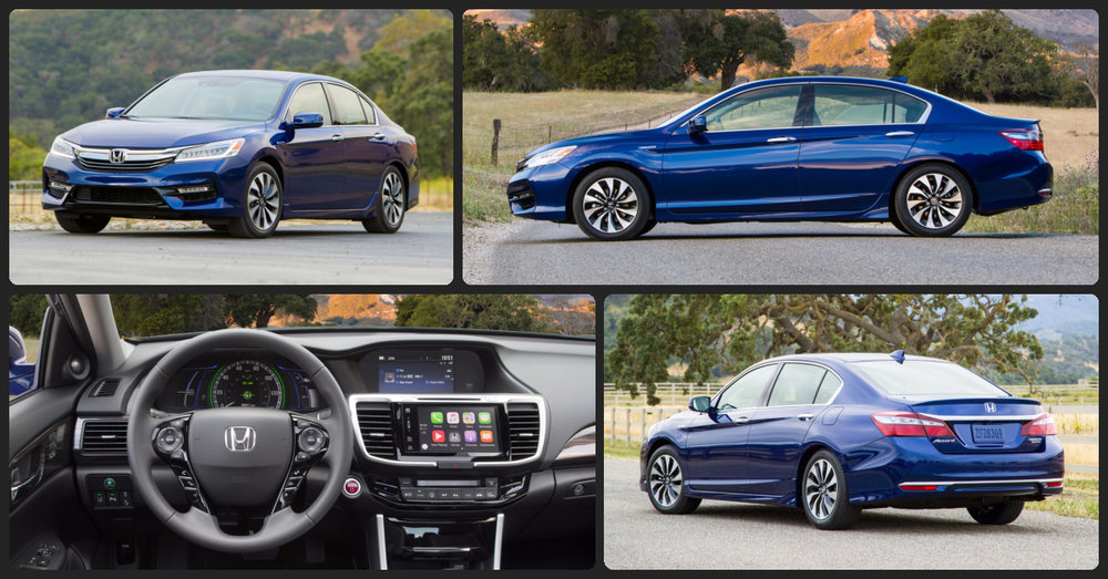 Honda Accord Hybrid  $1,500 Total Drive Off / $315 Total Monthly (taxes & fees included | 36 month lease)