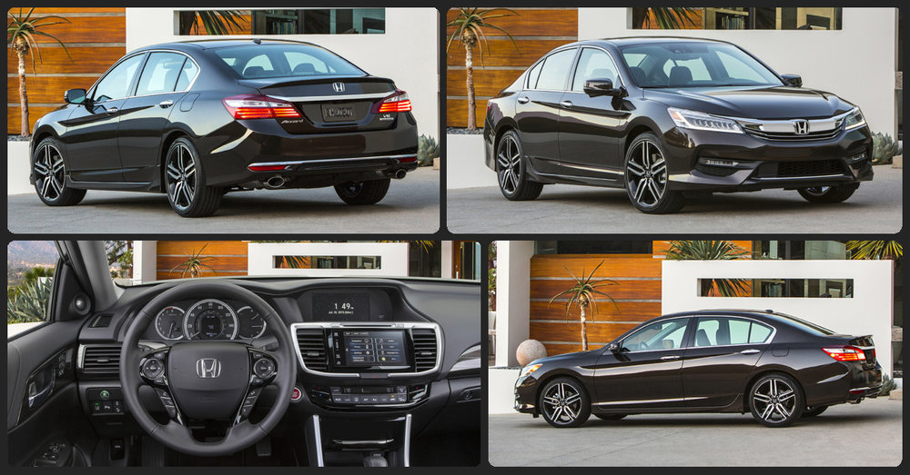 Honda Accord LX  $0 Total Drive Off / $220 Total Monthly (taxes & fees included   36 month lease)