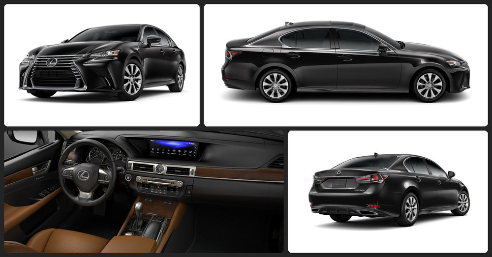 Lexus GS 350  $0 Total Drive Off / $436 Total Monthly (taxes & fees included   36 month lease)