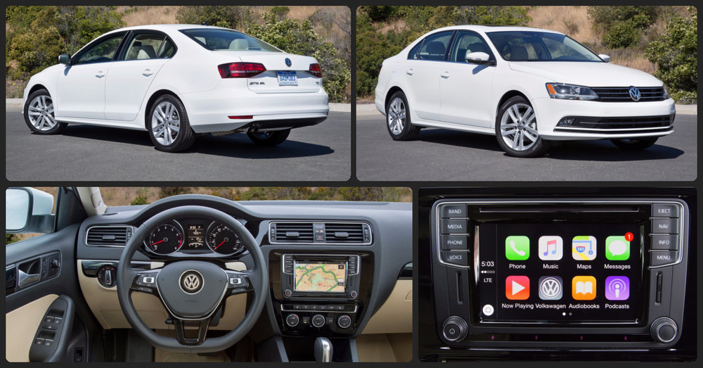 VW Jetta S  $500 Total Drive Off / $195 Total Monthly (taxes & fees included | 36 month lease)