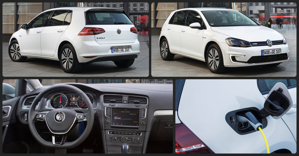 VW e-Golf SE  $1,000 Total Drive Off / $260 Total Monthly (taxes & fees included | 36 month lease)