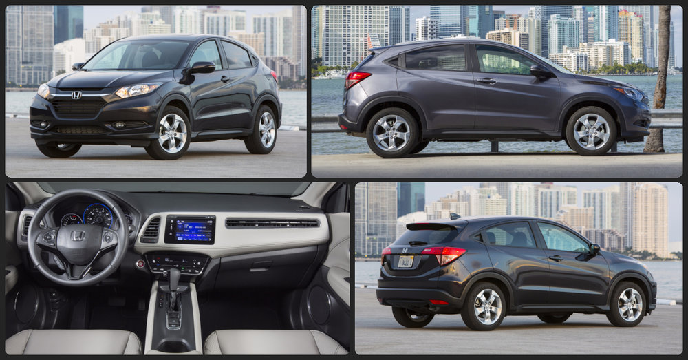 Honda HR-V LX  $500 Total Drive Off / $245 Total Monthly (taxes & fees included   36 month lease)
