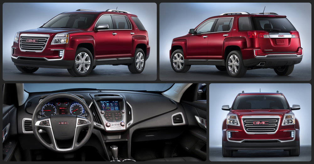 GMC Terrain SLE  $0 Total Drive Off / $219 Total Monthly (taxes & fees included | 24 month lease)