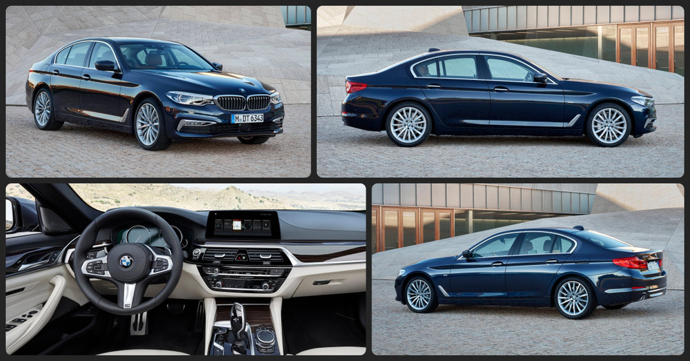 BMW 530i Sport   $2,000 Total Drive Off / $615 Total Monthly (taxes & fees included | 36 month lease)
