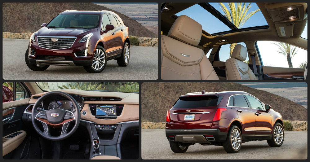 Cadillac XT5 Luxury  $1,500 Total Drive Off / $430 Total Monthly (taxes & fees included   36 month lease)