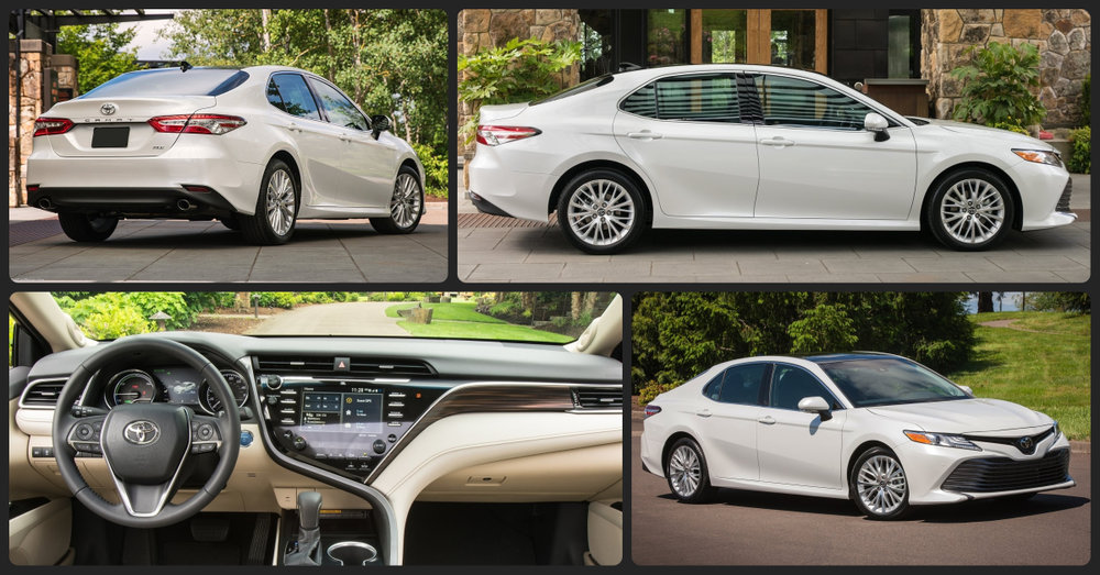 Toyota Camry SE  $500 Total Drive Off / $255 Total Monthly (taxes & fees included   36 month lease)