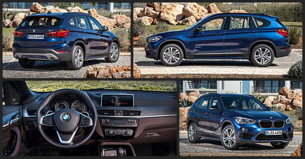 BMW X1 sDrive28i    $2,000 Total Drive Off / $385 Total Monthly (taxes & fees included | 36 month lease)