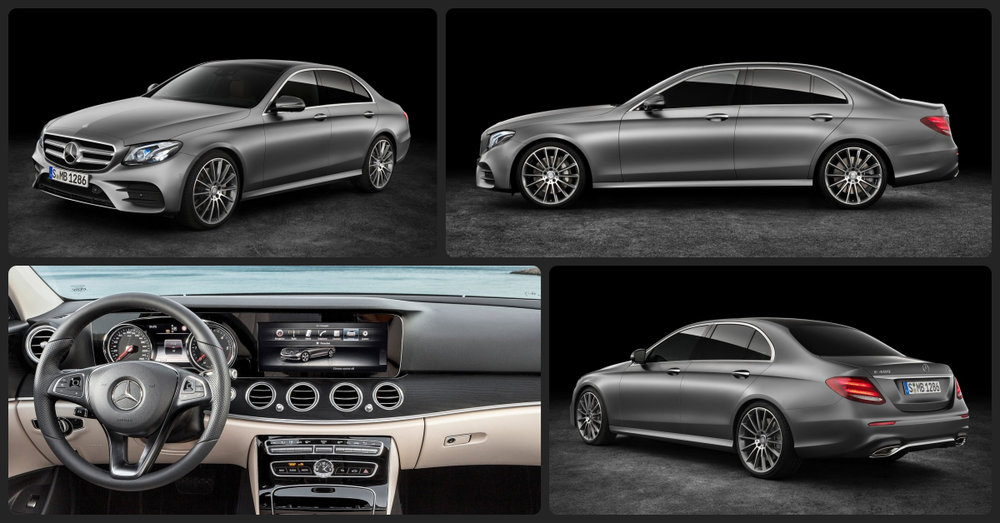 Mercedes-Benz E 300  $2,500 Total Drive Off / $655 Total Monthly (taxes & fees included | 36 month lease)