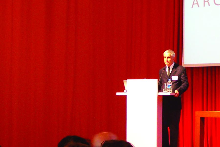 Professor Murat Soygeniş, AIA RIBA PhD, Founding Partner and Principal of S+ ARCHITECTURE