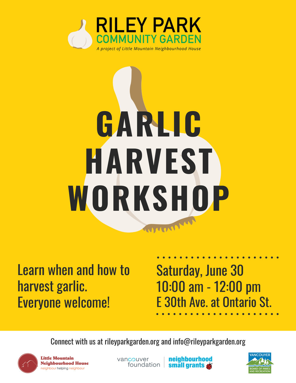 180628 FINAL Garlic Havest Poster_v2wl .jpg