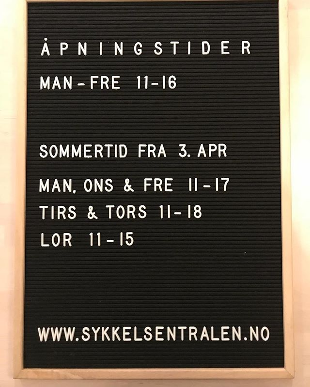#Jarleveien8 #Christianiabikes #Achielle #Retrovelo #Brompton #Pendix #Pelago #Creme #Bennoboost #Heisenberg #GT #Winora #Wallareng #Snarterdetvår