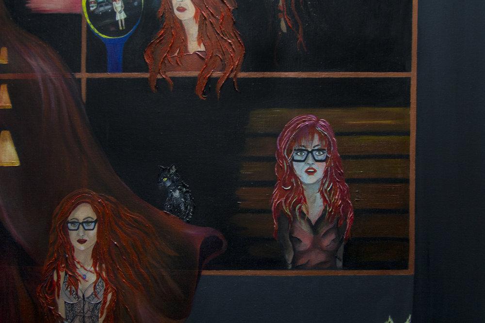 Anna Marie, artist:  Mollie Serena