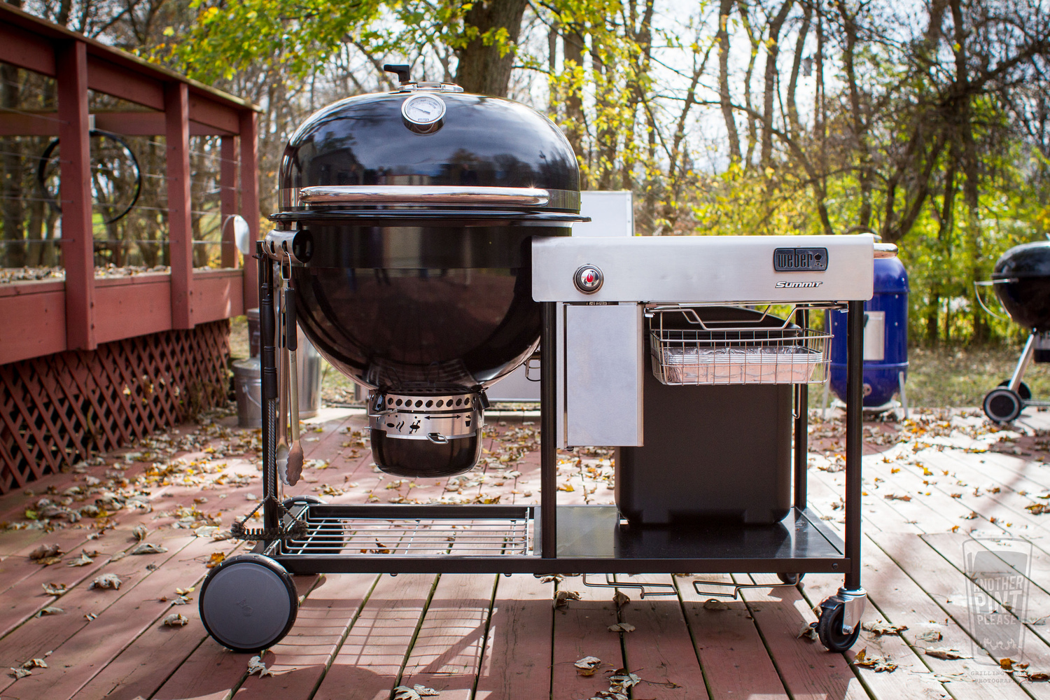 Man Meat BBQ and the Weber Grill Academy: Food Photography — Another