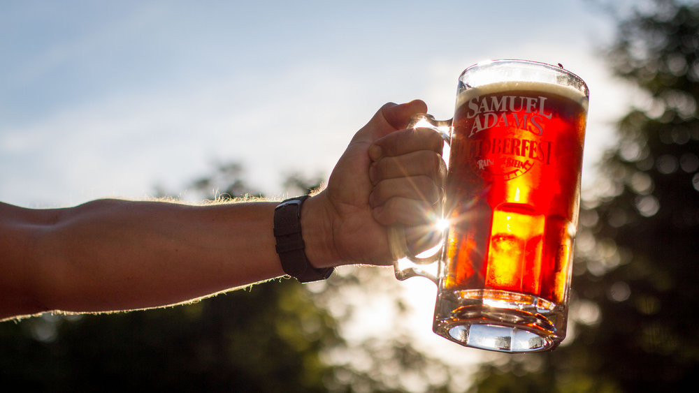 Samuel Adams Octoberfest: Hoist the Stein