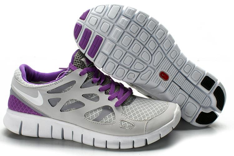 Nike Free Run  2 White Gray Purple.jpg