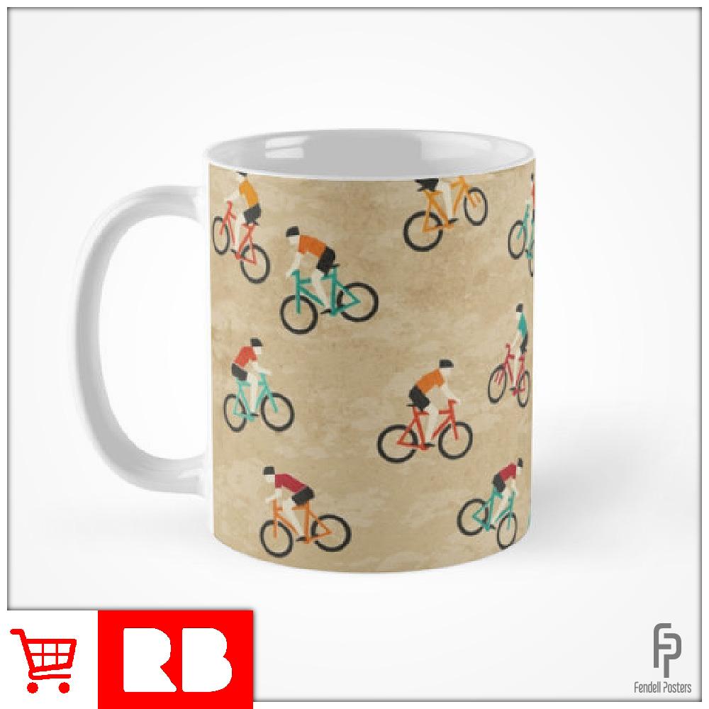 Mountain Biking - Mug