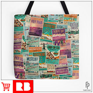 Poster Collection - Tote Bag