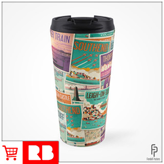 Poster Collection - Travel Mug