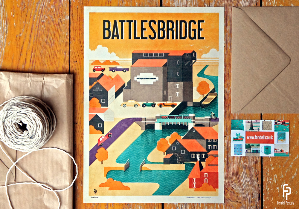 Battlesbridge by Neil Fendell