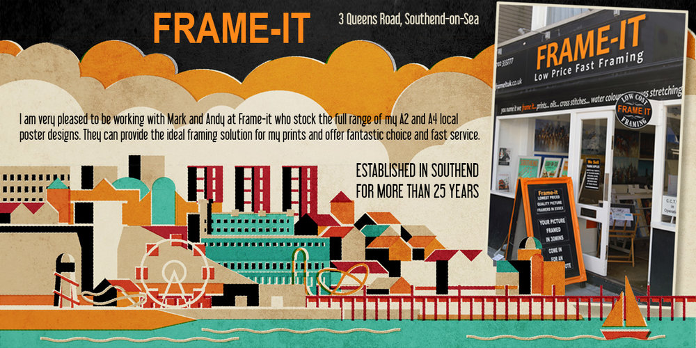 Frame-It Southend